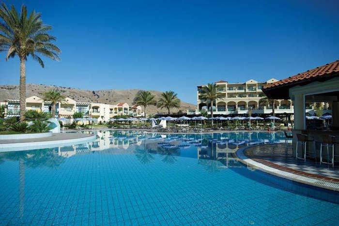 Фото отеля Lindos Princess Beach Hotel 4* (Линдос Принцесс Бич Отель 4*)