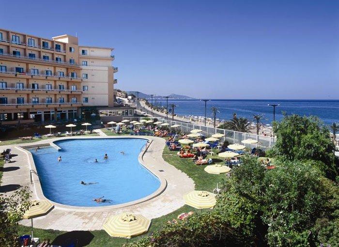 Фото отеля Belvedere Beach Hotel 4* (Бельведер Бич Отель 4*)