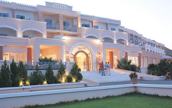 Фото отеля Mitsis Rodos Village Resort 5* (Митсис Родос Вилладж Резорт 5*)