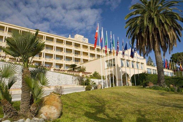 Фото отеля Corfu Palace 5* (Корфу Палас 5*)