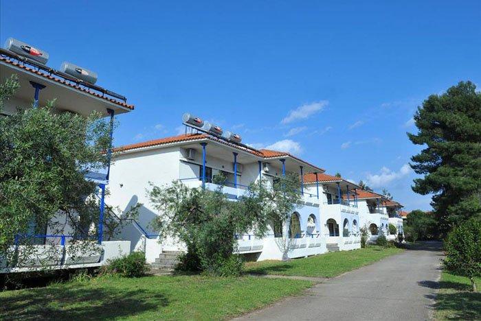 Фото отеля Sithonia Village Hotel 3* (Ситония Виладж Отель 3*)