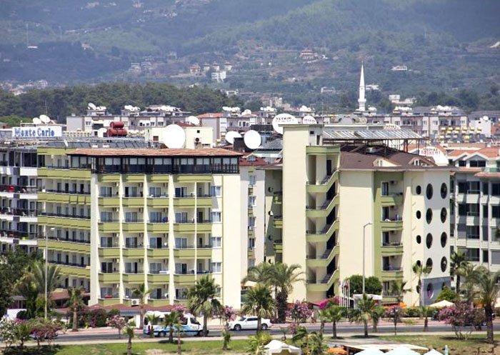 Фото отеля Krizantem Hotel 4* (Кризантем Отель 4*)