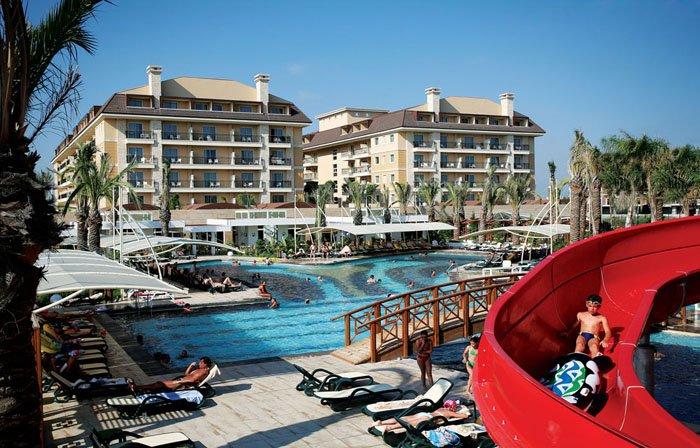 Фото отеля Crystal Family Resort & Spa 5* (Кристалл Фэмили Резорт энд Спа 5*)