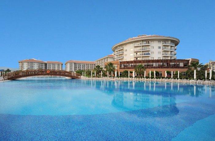 Фото отеля Sea World Resort & Spa 5* (Си Ворлд Резорт энд Спа 5*)