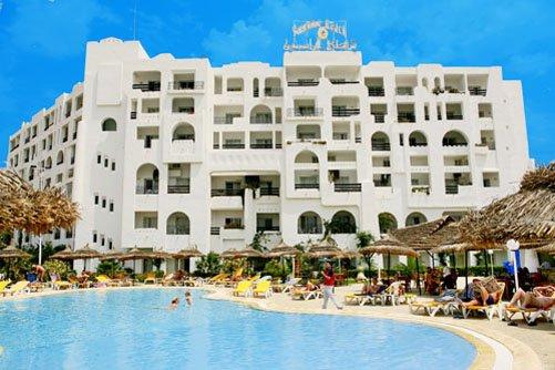 Фото отеля Yasmine Beach Hotel 4* (Ясмин Бич Отель 4*)