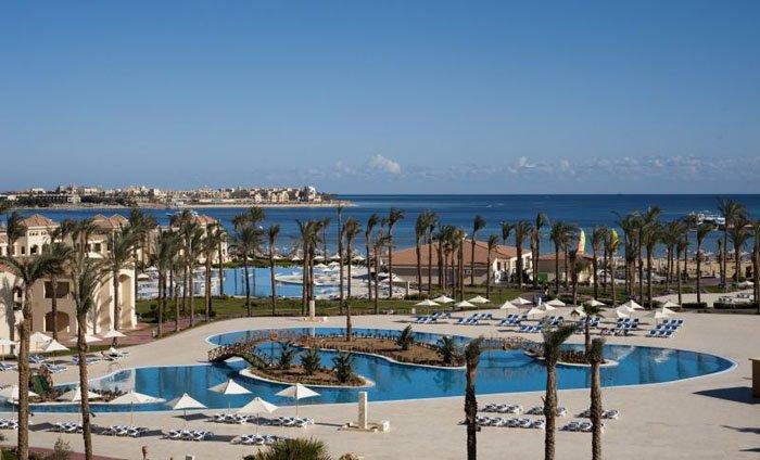 Фото отеля Cleopatra Luxury Resort Makadi Bay 5* (Клеопатра Лакшери Резорт Макади Бей 5*)