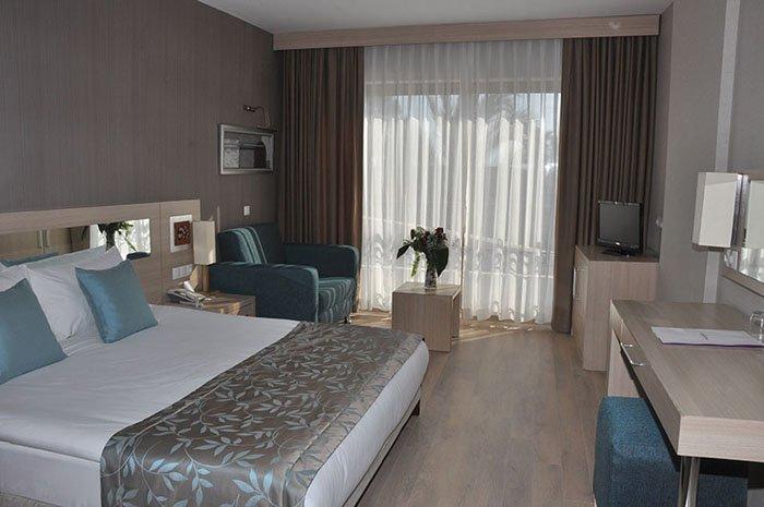 Фото отеля Novia Lucida Beach Hotel 5* (Новиа Люсида Бич Отель 5*)