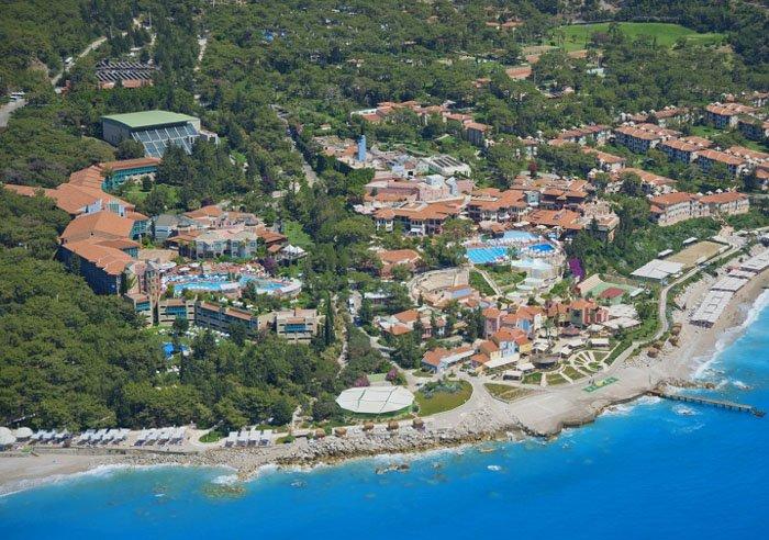 Фото отеля Sentido Lykia Resort & Spa 5* (Сентидо Ликия Ресорт энд Спа 5*)
