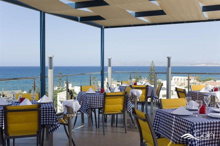 Фото отеля Galini Sea View 5* (Галини Си Вью 5*)