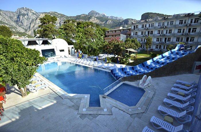 Фото отеля Synosse Hotel 4* (Синоссе Отель 4*)