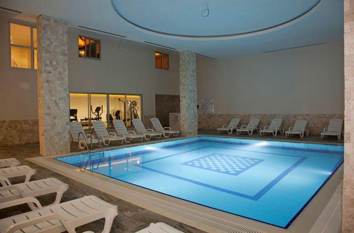 Фото отеля Merve Sun Hotel & Spa 4* (Мерве Сан Отель энд Спа 4*)