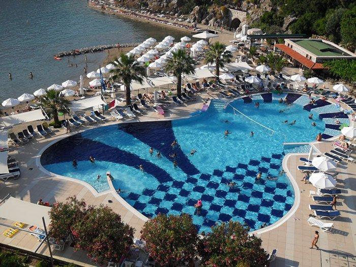 Фото отеля Turunc Hotel 5* (Турунч Отель 5*)