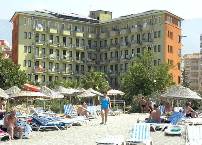 Фото отеля Sun Fire Beach Hotel 4* (Сан Фаер Бич Отель 4*)