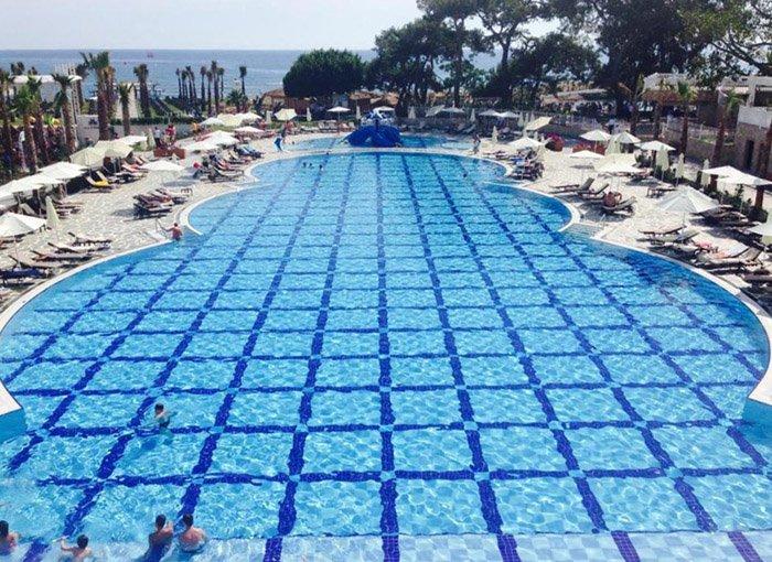 Фото отеля Rubi Platinum Spa Resort & Suites 5* (Руби Платинум Спа Резорт энд Сьютс 5*)
