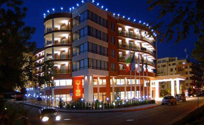 Фото отеля Vigo 4* (Виго 4*)