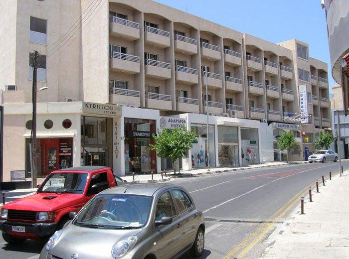 Фото отеля Agapinor Hotel 3* (Агапинор Отель 3*)
