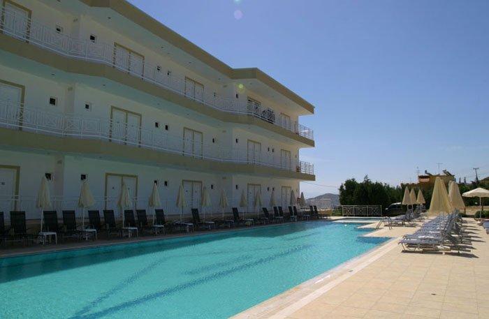 Фото отеля Nicolas Villas 3* (Николас Виллас 3*)