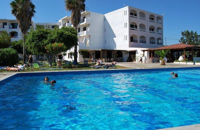Фото отеля Oceanis Hotel 3* (Океанис Отель 3*)