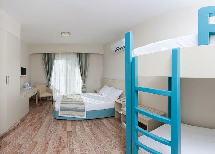 Фото отеля Bodrum Beach Resort 4* (Бодрум Бич Резорт 4*)
