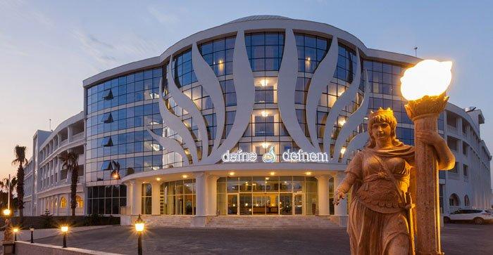 Фото отеля Defne Defnem Hotel 5* (Дефне Дефнем Отель 5*)