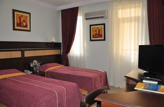 Фото отеля Kleopatra Ada Hotel 4* (Клеопатра Ада Отель 4*)