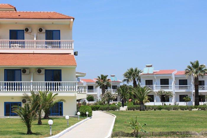 Фото отеля Kamari Beach Hotel 4* (Камари Бич Отель 4*)