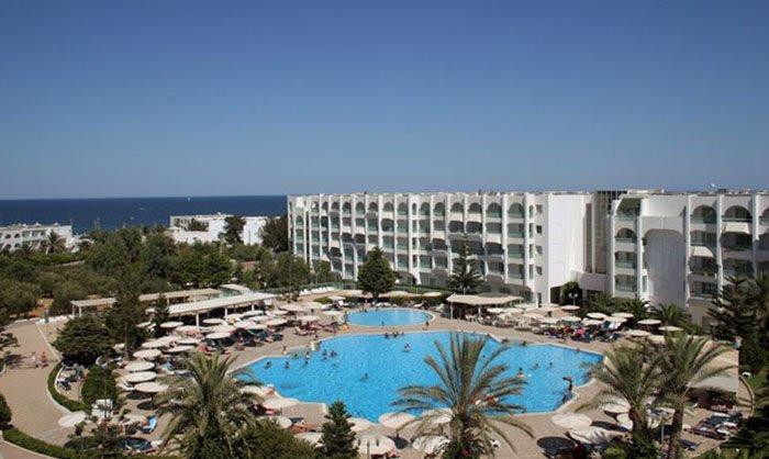 пляж тунис фото