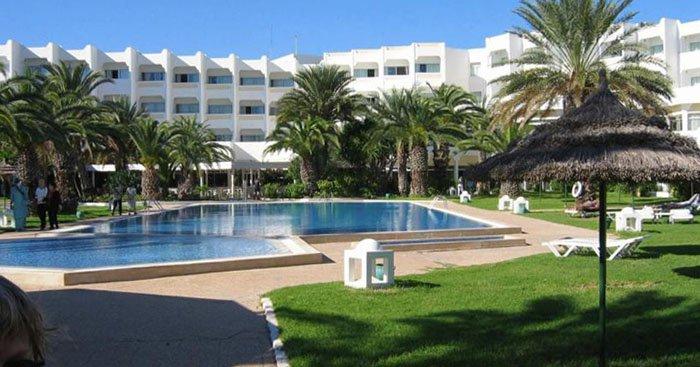 Фото отеля Palm Beach Club Hammamet 4* (Палм Бич Клаб Хаммамет 4*)