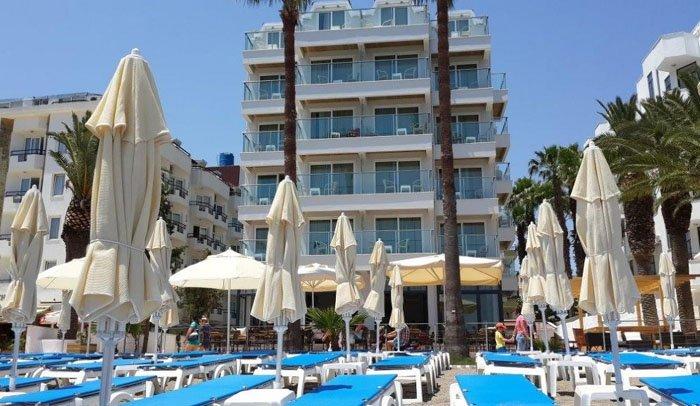 Фото отеля Begonville Beach Marmaris 4* (Бегонвиль Бич Мармарис 4*)