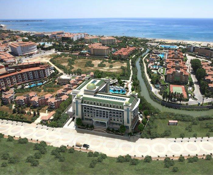 Фото отеля Luna Blanca Resort Spa 5* (Луна Бланка Резорт энд Спа 5*)
