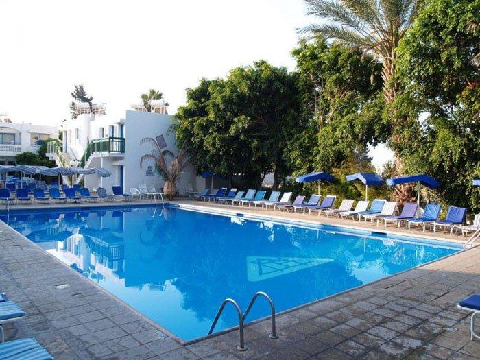 Фото отеля Paphiessa Hotel & Apartments 3* (Пафиесса Отель энд Апартментс 3*)