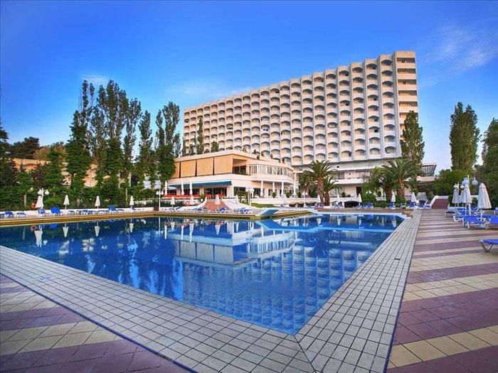 Фото отеля Pallini Beach Hotel 4* (Паллини Бич Отель 4*)
