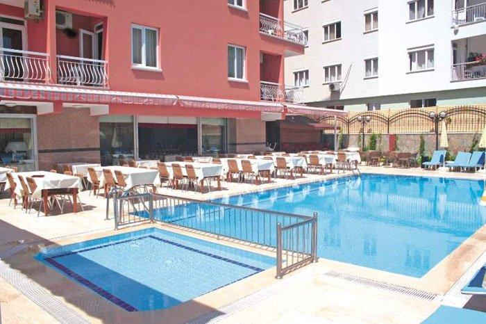 Фото отеля Lara Dinc Hotel 4* (Лара Динк Отель 4*)
