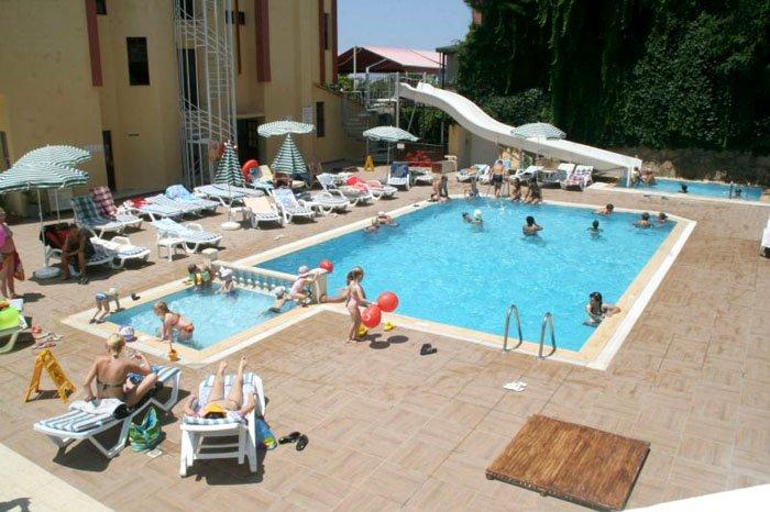 Фото отеля Sun Maritim Hotel 4* (Сан Маритим Отель 4*)