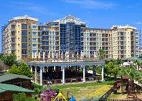 Фото отеля Didim Beach Resort Aqua & Elegance Thalasso 5* (Дидим Бич Резорт Аква энд Элеганс Талассо 5*)