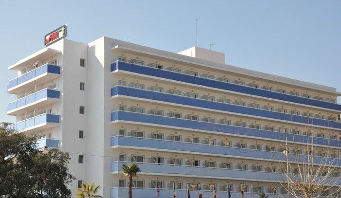 Фото отеля Evenia Hawai 3* (Эвения Гавайи 3*)