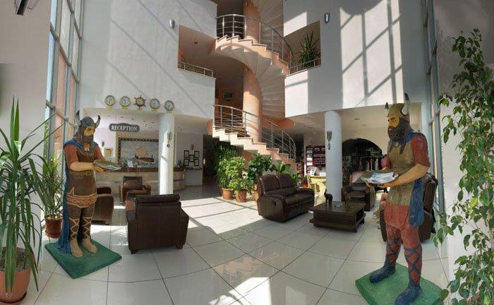 Фото отеля Grand Viking Hotel 4* (Гранд Викинг Отель 4*)