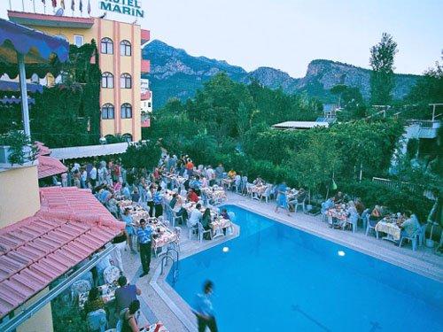 Фото отеля Hotel Marin 3* (Отель Марин 3*)
