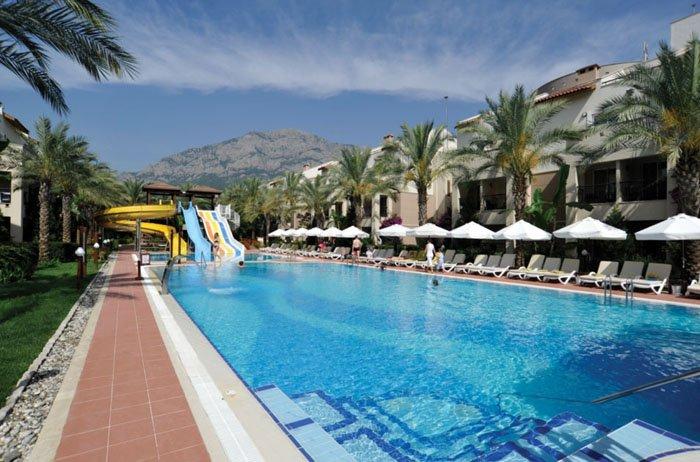 Фото отеля Alkoclar Exclusive Kemer Hotel 5* (Алкоклар Эксклюзив Кемер Отель 5*)