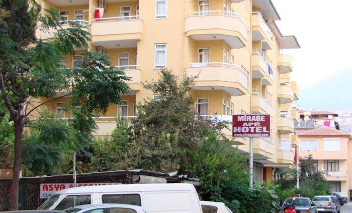 Фото отеля Mirage Suite Hotel 3* (Мираж Сьют Отель 3*)