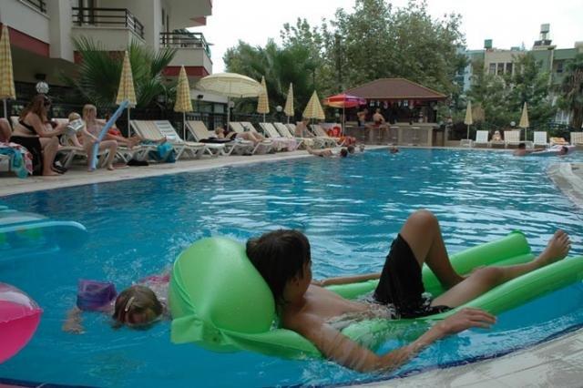 Фото отеля Kleopatra Togan Suit Hotel 3* (Клеопатра Тоган Сьют Отель 3*)