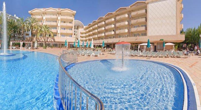 Фото отеля Florida Park Santa Susanna 4* (Флорида Парк Санта Сусанна 4*)