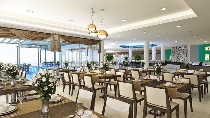 Фото отеля Garcia Resort & Spa 5* (Гарсия Резорт энд Спа 5*)