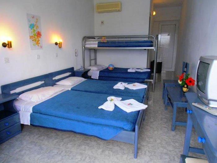 Фото отеля Loutanis 3* (Лоутанис 3*)