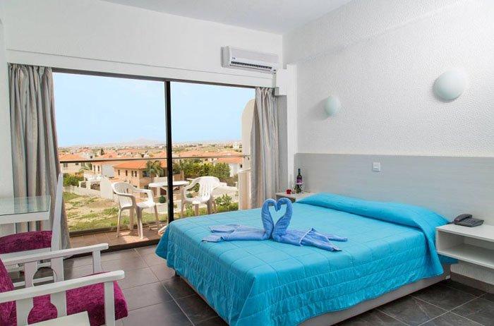 Crown Resorts Henipa Кипр Ларнака отзывы туристов туры