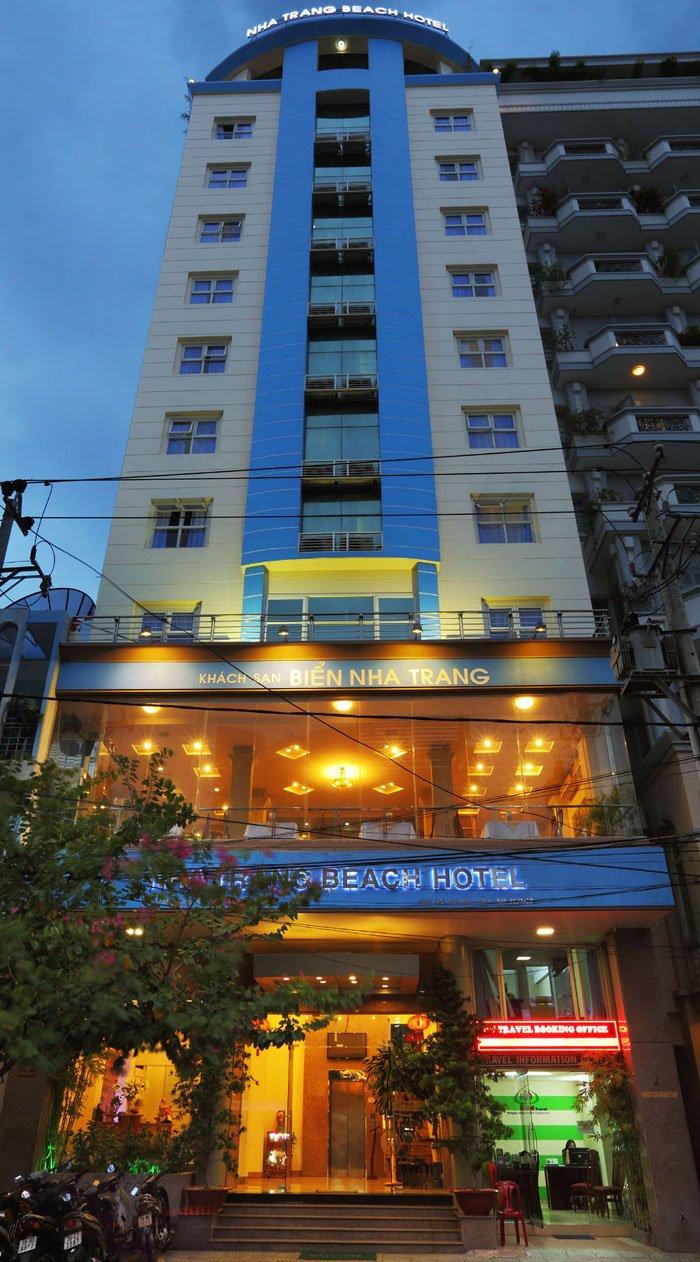 Фото отеля Nha Trang Beach Hotel 3* (Нячанг Бич Отель 3*)