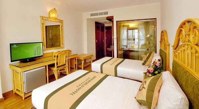 Фото отеля Green World Hotel Nha Trang 4* (Грин Ворлд Отель Нячанг 4*)
