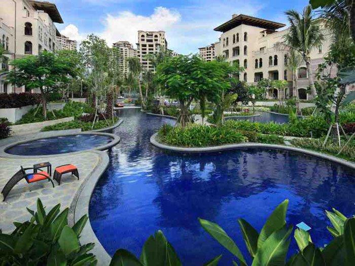 Фото отеля Wyndham Grand Plaza Royale Longmu Bay 5* (Виндхам Гранд Плаза Роял Лонгму Бей 5*)