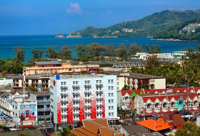 Фото отеля Red Planet Patong 3* (Ред Планет Патонг 3*)