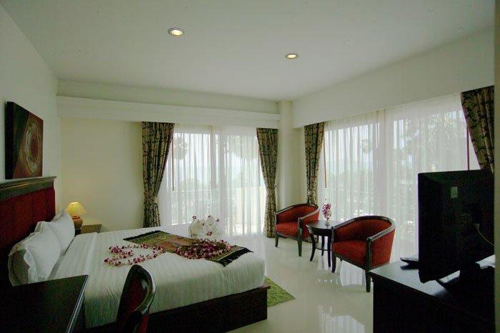 Фото отеля Eurostar Jomtien Beach Hotel & Spa 3* (Евростар Джомтьен Бич Отель энд Спа 3*)